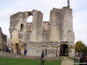 Minster Lovell Hall and Dovecote